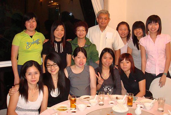 Annual Dinner 2009