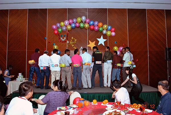 Annual Dinner 2012