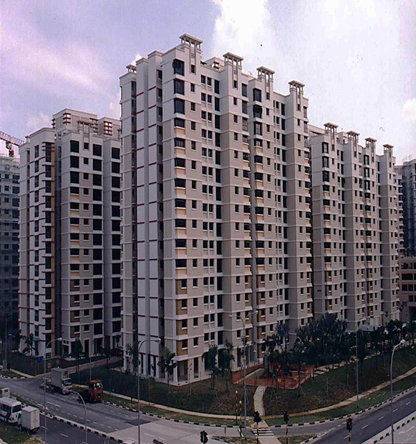Building and Electrical Works at Jurong West HDB Neighbourhood