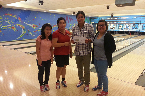 Bowling Tournament 2014