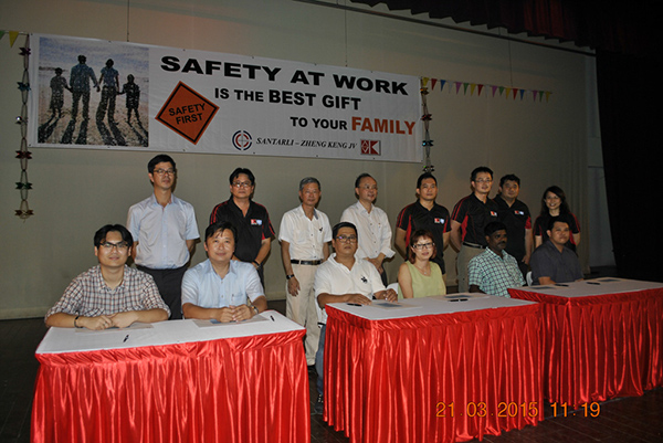 Safety Campaign 2015