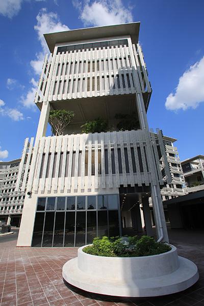 Student Hostel at Nanyang Technological University of Singapore