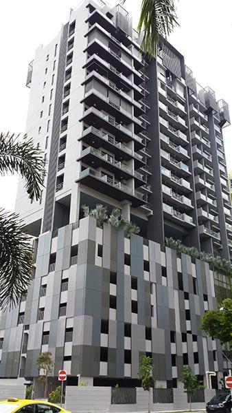 38 i-Suites Condominium