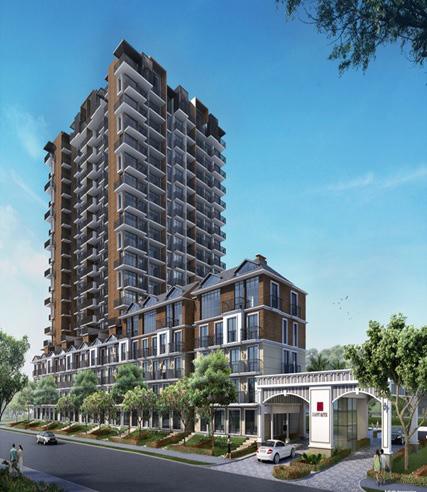 Sant Ritz Condominium & Row House