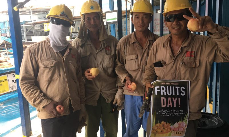 Fruits Day