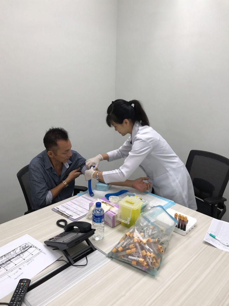 Employee Health Checkup 2017